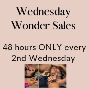 Wednesday Wonder Sales ONLY 48HOURS