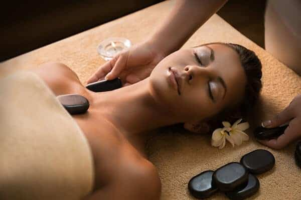 """Image result for hot stone massage"""""""